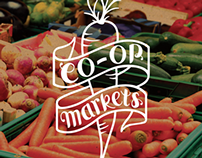 Co-Op Markets Identity