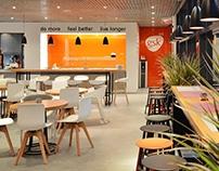 GSK corporate restaurant
