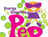 Pep (Energy Smoothie)