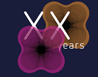 encatc anniversary logo