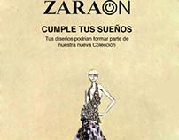 ZaraON - Cumple tus sueños