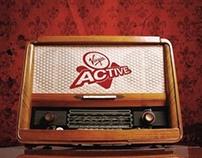 Radio - Virgin Palestre