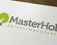 MasterHolz logotype - 2011