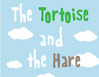 The Tortoise and The Hare Illustration's