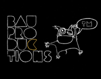 BAU PRODUCTIONS* internet site intro