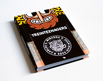 TREINTEENAGER ILLUSTRATED BOOK