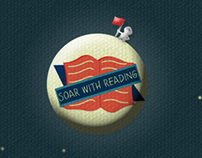 Soar With Reading - Motion Graphic