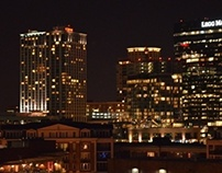 Baltimore @ Night