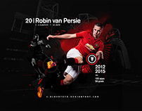 Robin van Persie x MUFC 19/20