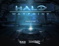 Halo Waypoint Fall 2012 (X360)