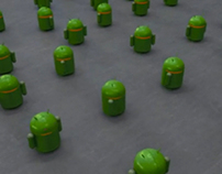 Android Robots-60 Seconds Of Science