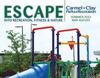 Editorial Design | Escape Guide, CCPR