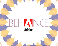 Adobe & Behance Welcome — A person. A dream. Adobe.