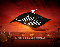 Sitaray Ki Subah Muharram Special (Hum Sitaray)