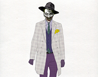 Joker Lookbook
