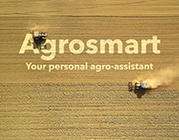 Agrosmart | Farm Managing System Concept