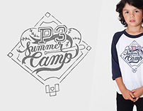 P3 Summer Camp T-Shirt