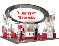 Exhibition Stands Large