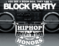 vh1 hip hop honors campaign / 1st annual