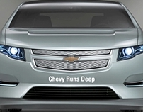 Chevrolet VOLT - Commercial