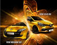 Renault Clio/Megane RS Event