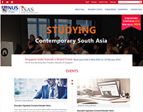 Redesign iSAS Singapore