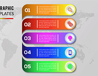 Free Download Colorful Infographic Business Template