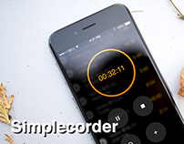 Simplecorder for iOS
