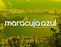 Maracujá Azul - Branding