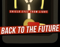 Back to the Future Poster #2