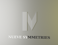 Nueve Symmetries Corporate Identity. Proposal.