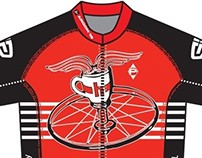 Hub Coffee Roasters Bike Team Kit