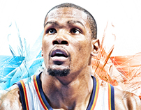 Kevin Durant 'Total Recall' Wallpaper