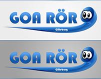 Logotyp - GOA RÖR