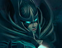 Phantom Assassin Arcana - DOTA2 (2016)