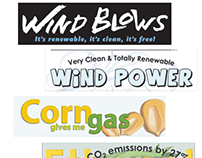 Bumper Stickers - Alternative Energy