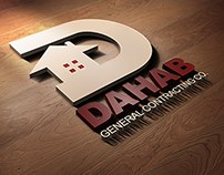 DAHAB 'brand identity'