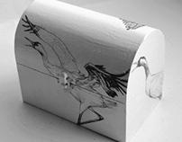 Tsuru / La grulla / The crane