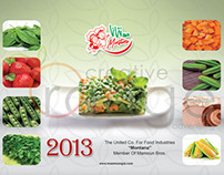 Montana Disk Calendar 2013