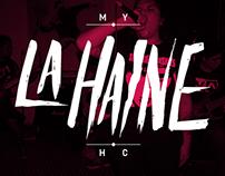 La Haine (band) logo