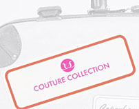 Couture Collection Fashion Catalog Website