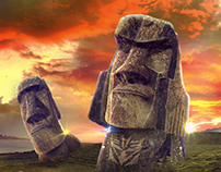 DECEPTICON INFLUENCE IN EASTER ISLAND