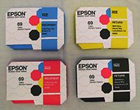 Epson Ink Packaging