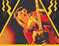 Pamela Parker Band / Poster