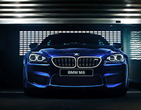 BMW M6 Gran Coupe Catalogue