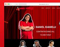 Daniel Gianelli | Diseño Web
