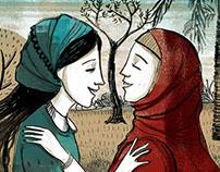 Yaffa and Fatima.