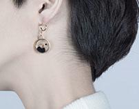 瀝青飾品 Asphalt jewelry