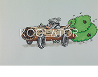 Poorboy-Tree Racer