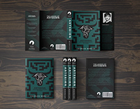 Beasts of Legend | Book Design